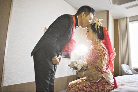 J ART攝影團隊 / 台北遠企大飯店迎娶