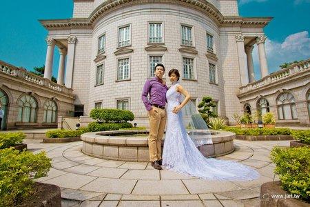 J ART攝影團隊 / 歐式古典婚紗
