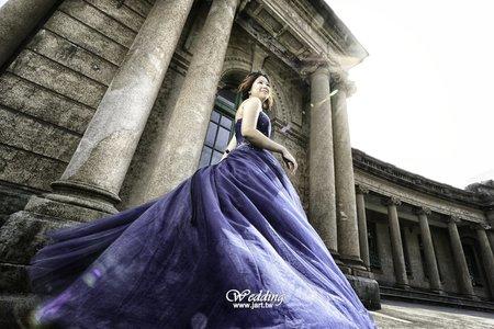 J ART攝影團隊 / 創意古典婚紗