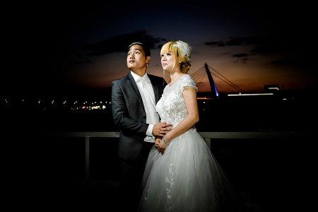 J ART攝影團隊 / 漁人碼頭浪漫婚紗
