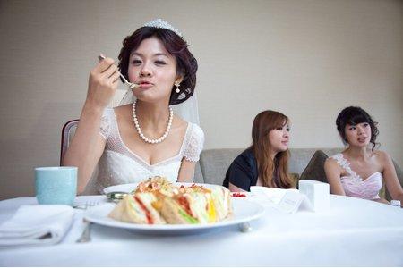 台北晶華飯店晚宴