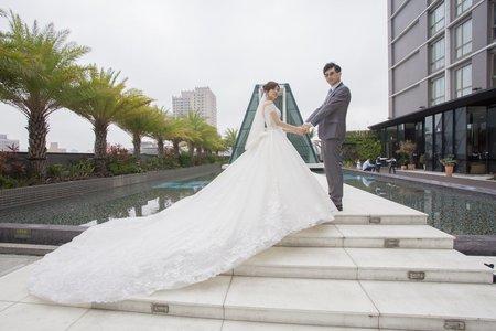 J ART攝錄影團隊 / 新竹芙洛麗飯店證婚儀式