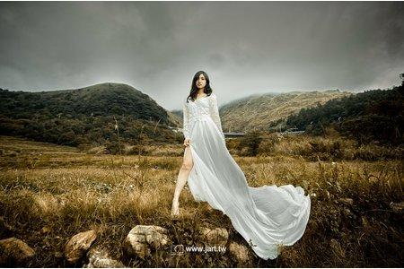 陽明山創意風格婚紗