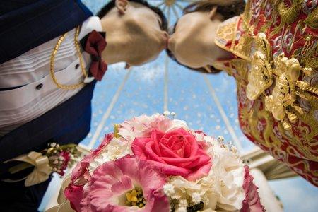 J ART攝影團隊 / 台中心之芳庭證婚