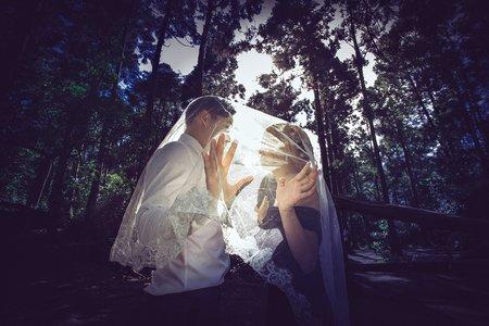 黑森林創意婚紗