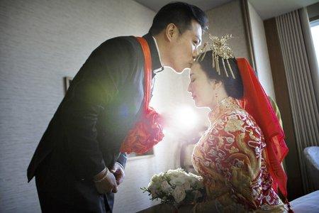 J ART專業攝錄影團隊 / 台北遠企大飯店迎娶