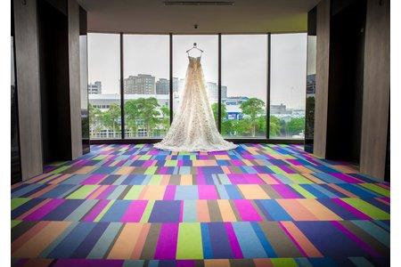 J ART專業攝錄影團隊  / 桃園富立登國際大飯店迎娶+青青風車莊園晚宴
