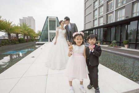 新竹芙洛麗飯店證婚儀式