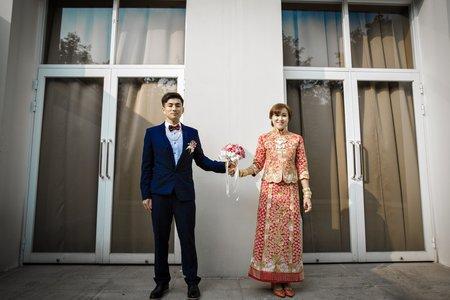 J ART專業攝錄影團隊 / 台中心之芳庭證婚