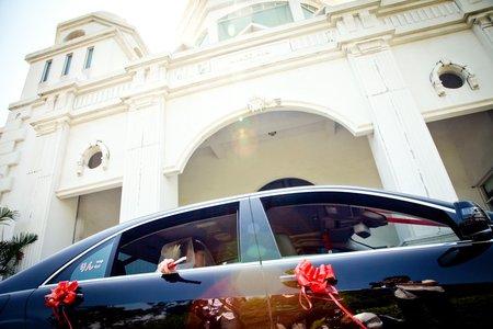 J ART專業攝錄影團隊 / 桃園君洋城堡迎娶