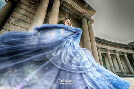 創意古典婚紗