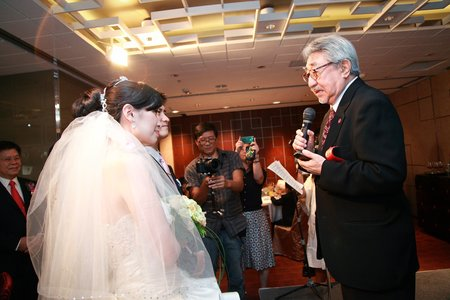 台北老爺大酒店迎娶