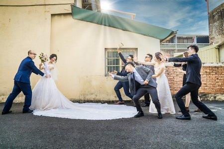 婚禮類婚紗精選