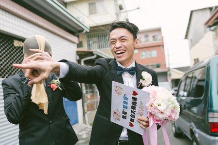 台中江屋日本料理-迎娶+午宴