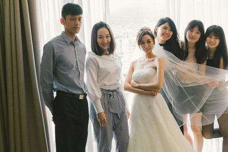迎取+午宴(20170528台北萬豪酒店 Taipei Marriott Hotel)