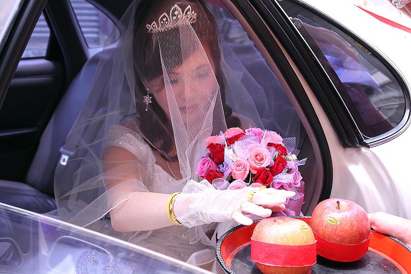 婚禮紀錄作品