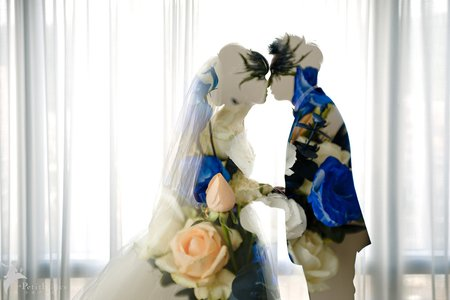 婚禮紀錄 女孩都期待的童話般婚禮場地 | 王子迎娶闖關崩壞攻略 @萬豪酒店