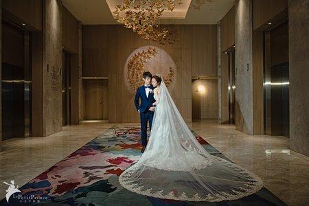 婚禮紀錄 絕美天臺景觀證婚|舞出我倆的永恆