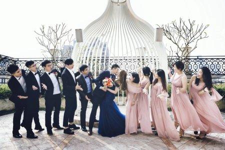 婚禮紀錄|丞翔&逸敏|台中
