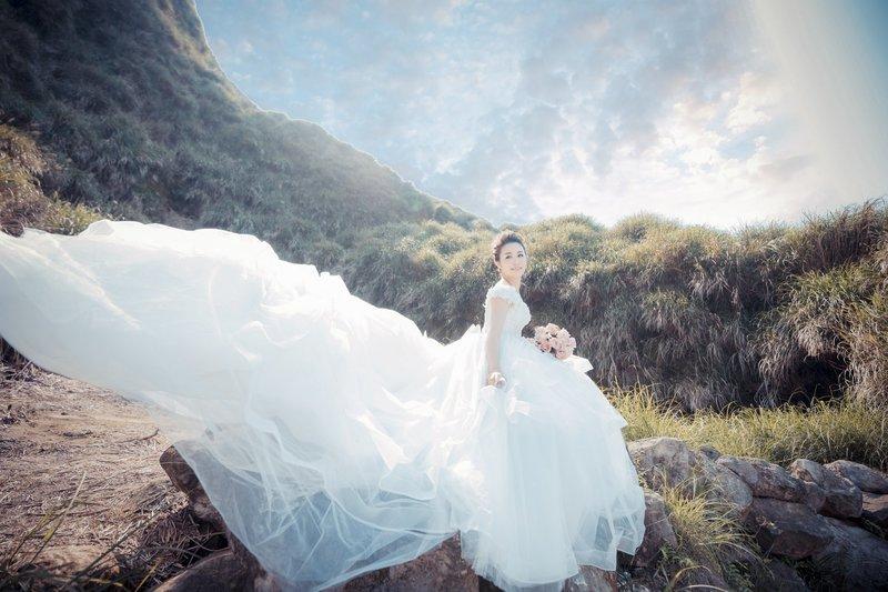 自助婚紗專案作品