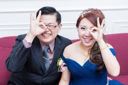 威良&宜榛 文定 婚宴 紀錄