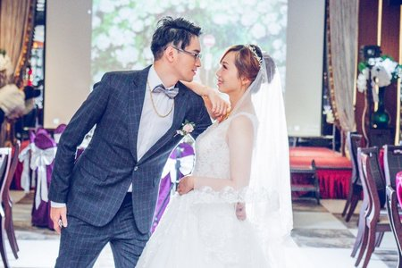 【婚禮紀錄】又捷&敏琇 婚禮紀錄