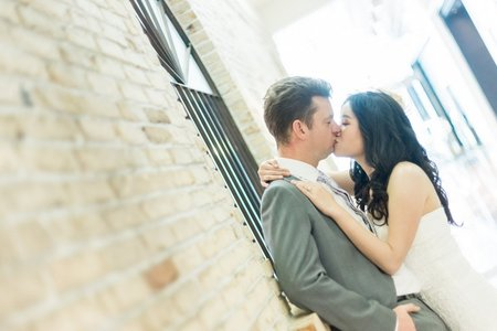 Chris &  Evelyn 婚宴紀錄