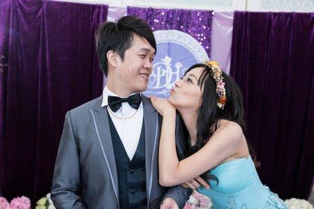 【婚禮紀錄】益豪 & 逸瑩 婚禮紀錄