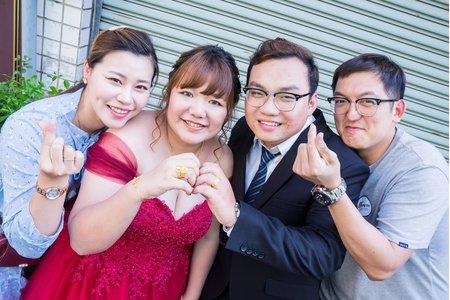 【婚禮紀錄】力夫&秀玉 文定儀式