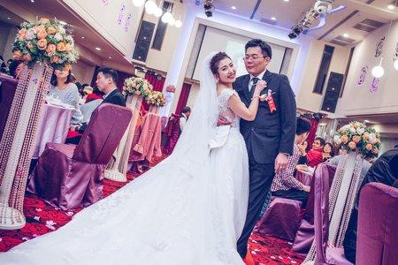 【婚禮紀錄】昶安& 婷儀 婚禮紀錄