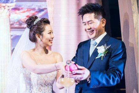 【婚禮紀錄】 Kelvin & Alicia 婚宴紀錄