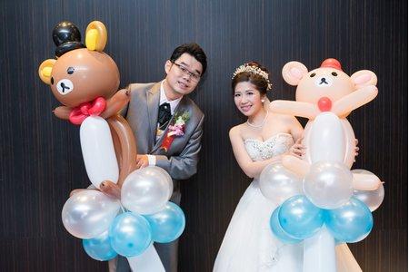 【婚禮紀錄】政偉&巧茵 婚禮紀錄