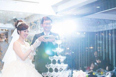 【婚禮紀錄】孝仲 明純 婚宴紀錄