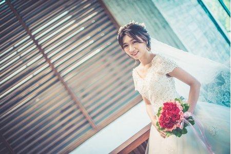 婚禮紀錄 益祥&佩儀 戶外證婚 婚宴 台中幸福莊園