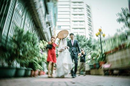【婚禮紀錄】柏盛&偉齡 迎娶儀式 純儀式