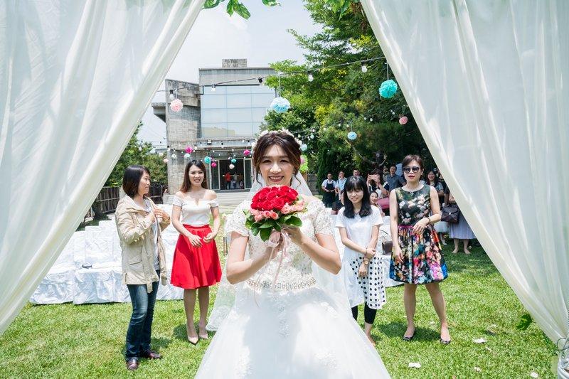 婚禮紀錄 婚攝 平面攝影 下午儀式+晚宴作品