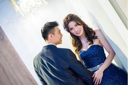 婚禮紀錄 俊聲&昭滿 文定 迎娶 教堂證婚  婚宴