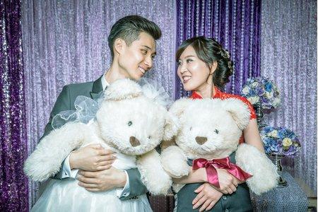 【婚禮紀錄】承翰&意雯 午宴婚宴紀錄