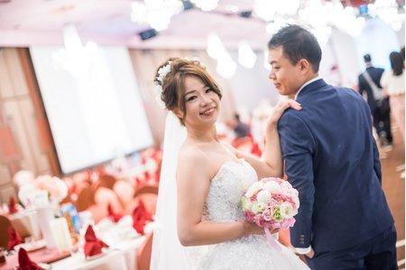 【婚禮紀錄】皓翔&靜怡 迎娶 婚宴