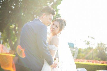 【婚禮紀錄】振堂&亭如 迎娶 婚宴 國賓台北園外園