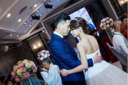 婚禮紀錄 韋廷&鈺惠 迎娶 婚宴
