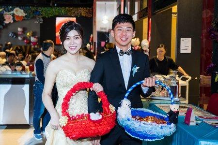 婚禮紀錄 健哲&培瑜 婚宴