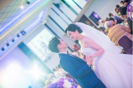 婚禮紀錄 也凉&亞璇 迎娶 婚宴