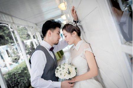 婚禮紀錄 天龍&陳沖 戶外證婚 婚宴