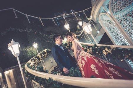 婚禮紀錄 谷峰&韻琦 婚宴