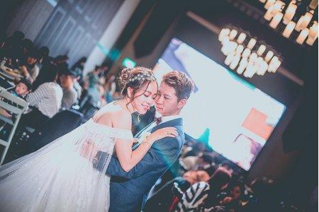 婚禮紀錄 峰凱&俞方 文定 結婚 婚宴 彭園會館(桃園八德)