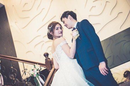 婚禮紀錄 佳宏&蘭馨 迎娶 婚宴