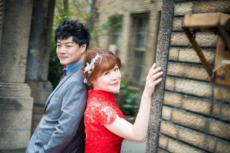 婚禮紀錄 瑞明&培如 婚宴 徐州路2號