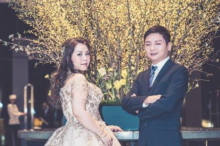 婚禮紀錄 東庭&慧琳 婚宴
