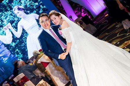 婚禮紀錄 義超&瑩菱 證婚 婚宴